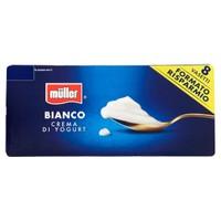 Crema Di Yogurt Bianco Muller 8 Da Gr . 125