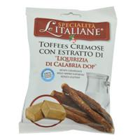 Caramelle Toffee Liquirizia Le Specialita ' Italiane Serra