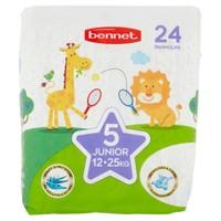 Pannolini Junior Bennet Tg . 5 Pz . 24