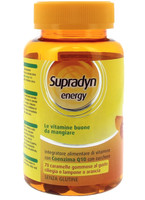 Supradyn Energy Caramelle Gommose
