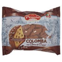 Colomba Con Gocce Di Cioccolato Pineta