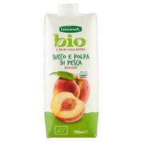 Succo E Polpa Di Pesca Biologico Frutta 50 % Minimo Bennet Bio
