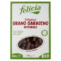 Tortiglioni Grano Saraceno Felicia Bio