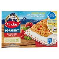 Merluzzo Gratinato Con Pomodoro Findus