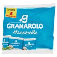 Mozzarella Granarolo 3 Da Gr . 100