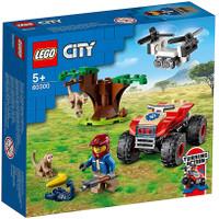 Atv Di Soccorso Animale Lego City 5+