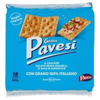 Crackers Non Salati Gran Pavesi