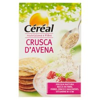 Crusca D ' avena Cereal