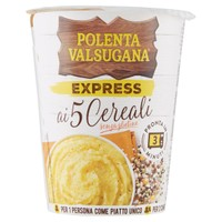 Polenta Valsugana Express 5 Cereali