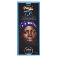 Tavoletta Cioccolato Fondente 70 % Zaini