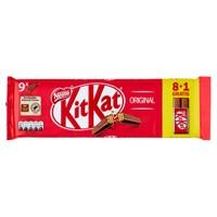 Kitkat Family 8+1