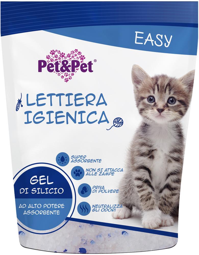 PET&PET LETT. SILICIO
