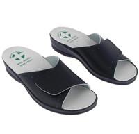 Ciabatte Sanitarie Con Velcro 37 Blu Delinea Comfort