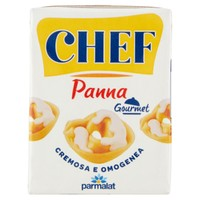 Panna Chef Gourmet Parmalat
