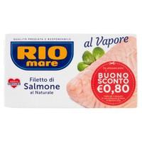 Salmone Naturale Al Vapore Rio Mare