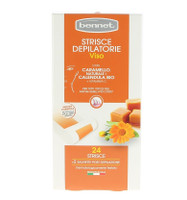 Bennet Strisce Depilatorie Viso Sweet