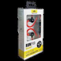 Auricolare Stereo Bluetooth Magnetico Runpod Cdr             Rosso