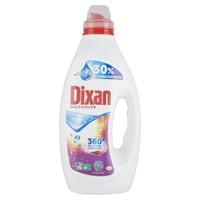 Detersivo Liquido Per Lavatrice Dixan Color , conf . Da 27 Lavaggi