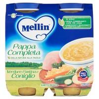 Pappa Completa Al Coniglio Mellin