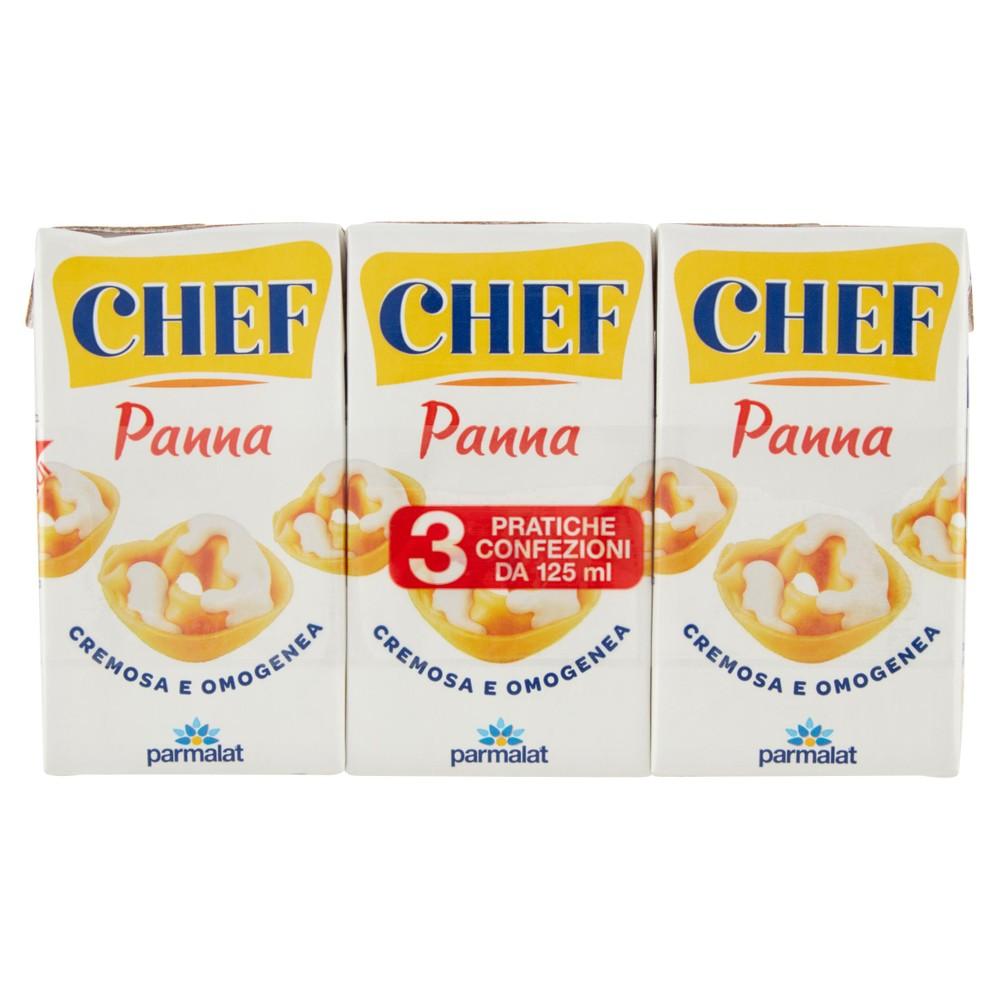 PANNA CHEF 125X3