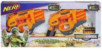 2 Pistole Nerf Persuader Hasbro + 8 anni