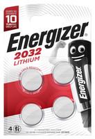 4 Pile Cr2032 Lithium Energizer