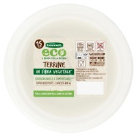 Terrina In Polpa Di Cellulosa 400 cc Bennet Eco