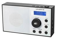 Radio Portatile Dab+ Rt 193 Majestic