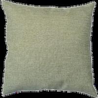 Cuscino Arredo Con Zip Cm 55 x 55 Verde