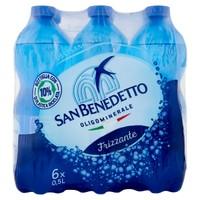 Acqua Frizzante San Benedetto 6 Da L . 0 , 5