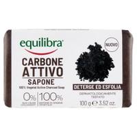 Sapone Vegetale Al Carbone Equilibra