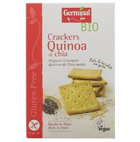 Crackers Quinoa E Chia Senza Glutine Bio Germinal