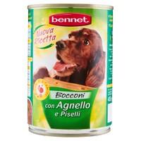 Alimento Umido Per Cane Bocconcini Agnello E Verdure Bennet
