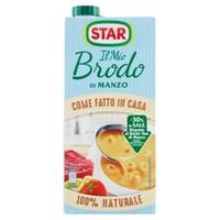 Brodo Di Manzo - 30 % Di Sale Star