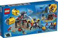 Base Per Esplorazioni Oceaniche Lego City