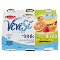 Drink Multifrutti Bennet Vivisi ' 6 Da Gr . 100