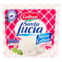 Mozzarella Santa Lucia Senza Lattosio