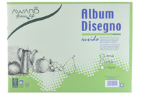 Album Disegno Award Green Life