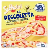 La Piccoletta Pizza Wurstel E Patatine Sofficini Findus