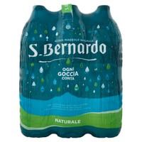 Acqua Naturale S . bernardo 6 XL 1 , 5