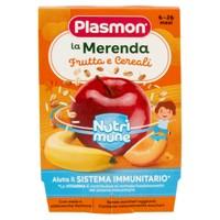 Plasmon Merenda Frutta Cereali