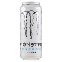 Energy Drink Monster Ultra White