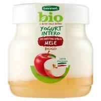 Yogurt Intero Confettura Extra Mele Bennet Bio