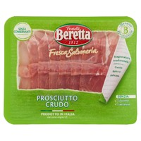 Prosciutto Crudo Fresca Salumeria Italiana Beretta
