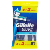 Rasoio Gillette Blue Ii Plus 6 + 2