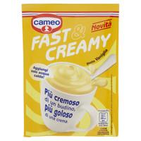 Fast + creamy Vaniglia Cameo