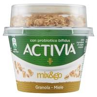 Actvia Mix & go Granola / miele Danone