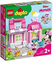 La Casa E Il Caffe' Di Minnie Lego Duplo 2+
