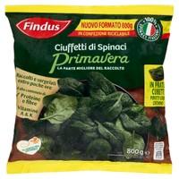 Spinaci Primavera Findus