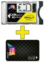 Cam Tivusat 4k Ultra Hd Universale Digiquest